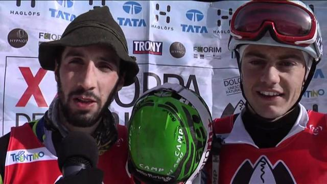 Embedded thumbnail for Pitturina Ski Race 2012