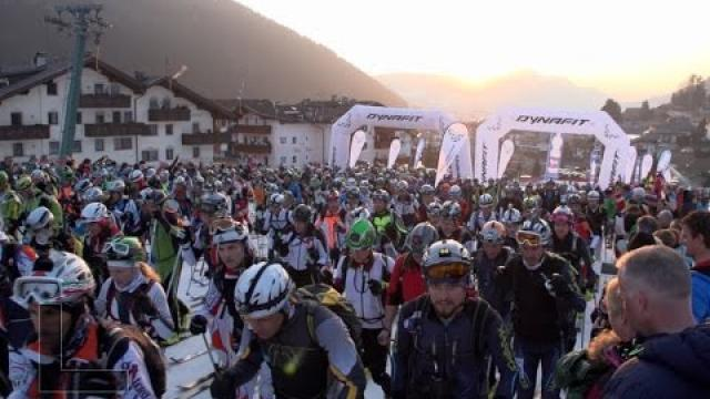 Embedded thumbnail for Sellaronda Skimarathon 2015